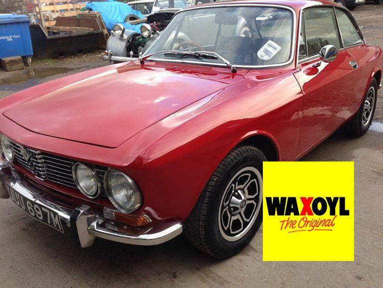 Classic Car Restoration Poole