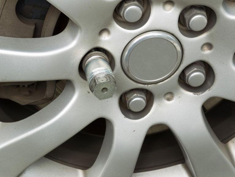 Locking Wheel Nut Removal Poole