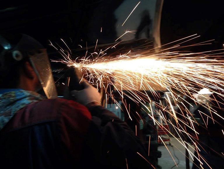 MOT Welding Repairs Sandbanks