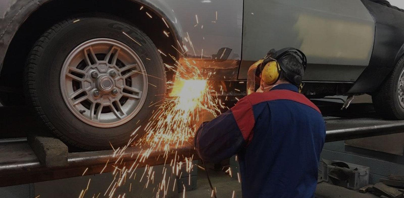 MOT Welding Repairs Poole